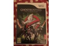 Nintendo Wii Game ~ Ghostbusters
