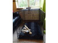 Dog cage (cradle)
