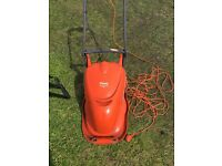 Flymo lawn mower compact 300