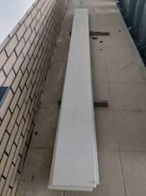 Primed window board 295x25mm 5.4 meter long