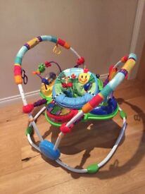 Baby Einstein. Baby jumper bouncer. Excellent condition.