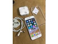 Apple iPhone 6s rose gold 64gb Unlocked very good condition