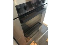 Zanussi Double Built In Electric Oven