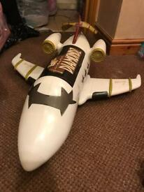 "Bratz ""forever diamonds"" aeroplane"
