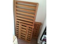 Wooden Cot (used)