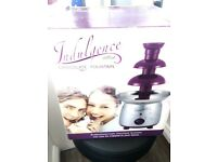 Chocolate Fountain, used but well enjoyed and looked after, ideal for parties at home!