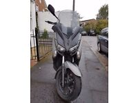 Maxi Scooter Yamaha X-MAX 125cc Grey Matt