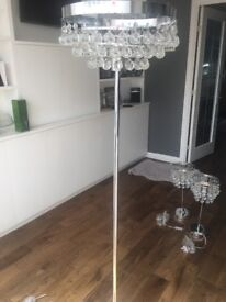 "Next ""gala"" floor lamp"