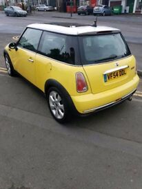 MINI COOPER 04/54 LOW MILES PANARAMIC ROOF