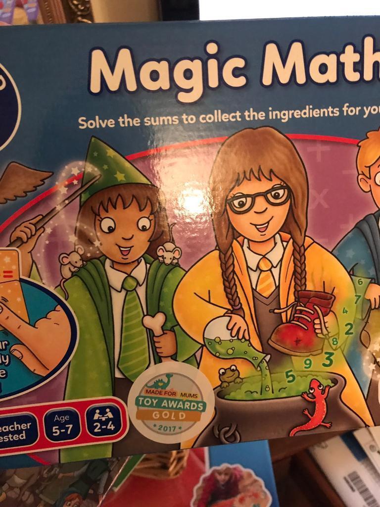 Magic maths | in Camberley, Surrey | Gumtree