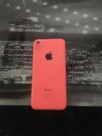 Pink iPhone 5C great condition!