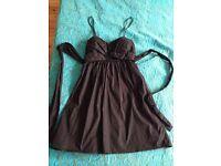 Delia's brand black dress