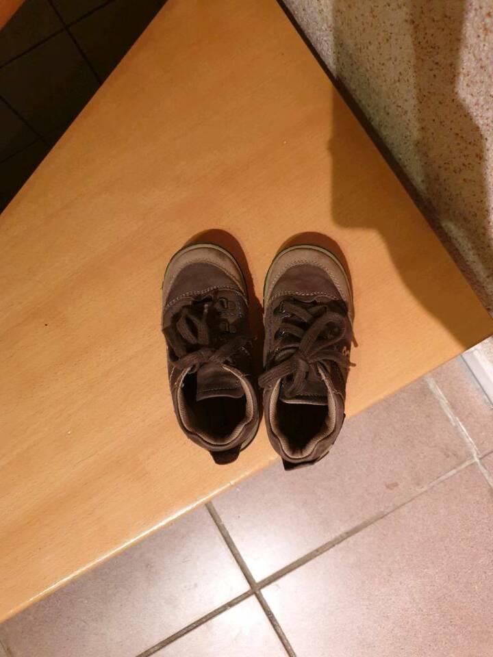 Halbschuhe in Gr.25 von Bären- Schuhe Leder in Bärenbach