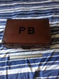 Paddington bear vintage case