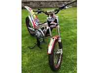 Montessori 315r trials bike