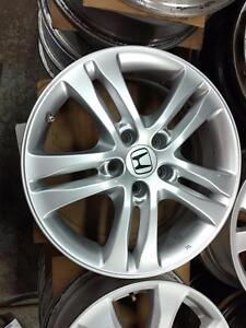 "225 65 17 tires 17"" OEM Honda CRV alloy and steel rims 5 x 114.3 / OEM TPMS  in stock"