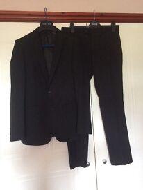 ONESIXFIVE Black Suit
