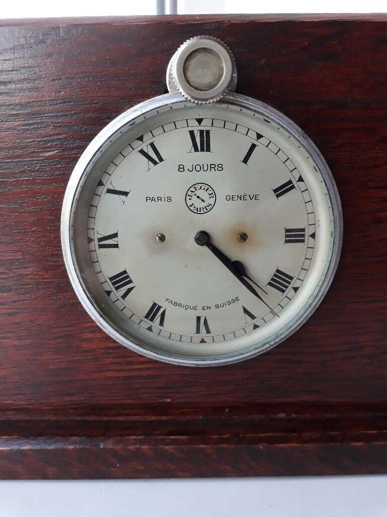 Vintage Jaeger Car Clock In Fishponds Bristol Gumtree