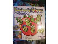 Board Game swiggle Worms