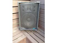 300W PA speakers for sale