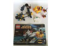 Lego dc super heroes set 76010 £12 ono
