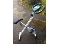 Davina folding excercise bike