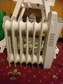 Tesco oil filled radiator