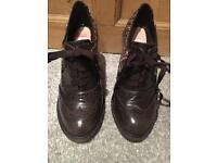 Clarks shoes size 6