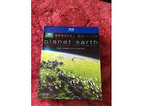 Planet earth blu ray special edition