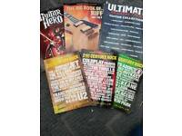 Guitar song books