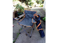 Pair of Folding Camping Chairs