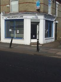 SHOP FOR RENT IN CENTRAL WATFORD