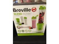 Breville blend active smoothie blender