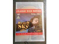 DVDs War Film Set