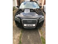 Audi A3 Black limited edition for sale