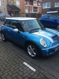 Mini Cooper 1.6 3 Door Hatchback