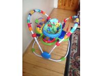 Baby Einstein Activity Jumper - Excellent Condition