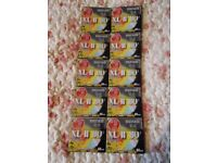 10 MAXELL 80m RECORDABLE MINI DISCS. ALL IN THEIR ORIGINAL INDIVIDUAL WRAPPING