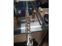 Flute Trevor James 10XE . Hardly used