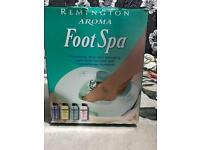 "FOOT SPA ""REMINGTON"""
