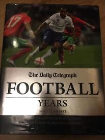 Football through the years