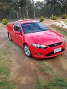 2009 XR6 UTE Bendigo Bendigo City Preview