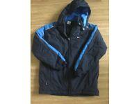 Boys blue nike jacket
