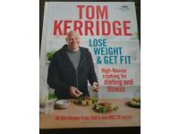 TOM KERRIDGE LOSE WEIGHT & GET FIT RECIPE BOOK FROM THE BBC TV SERIES EXCELLENT CONDITION