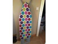 Minky iron board