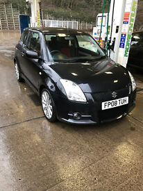 Suzuki Swift Sport For Sale! Great condition and low milage