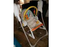 Fisher Price 3-in-1 Rocker Swing