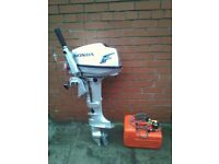 Out-board motor