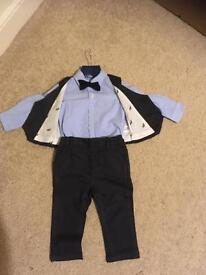 Mamas and Papas Suit 12-18 Months