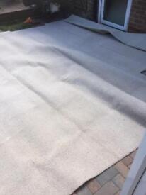 Nearly new carpet